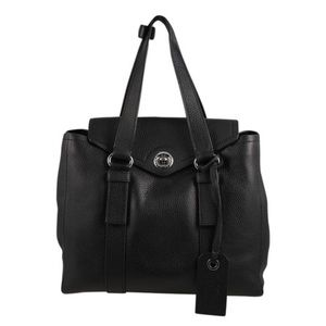 Marc By Mark Jacobs Dolly leather satchel black